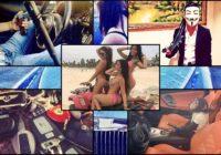 """Krāšņā meksikāņu narkobaronu dzīve """"Instagram"""" bildēs FOTO"""