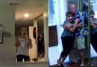 """Skarba izjokošana mājā, kurā tika uzņemta filma """"Paranormālās parādības"""". VIDEO"""
