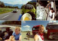 Pa Eiropu ar Stopiem: Jaunieši no Latvijas dodas ceļojumā pa Eiropu ar minimāliem naudas līdzekļiem VIDEO