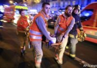 TERORAKTI Parīzē: Uzbrukumos nogalināti vismaz 120 cilvēki