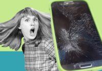 Lūk, kāpēc telefons vienmēr krīt ar ekrānu uz leju!