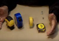 3 ruletes mērlentes viltības par kurām jūs, iespējams, nezinājāt! FOTO