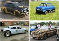 Zaparožecs – Universāla automašīna pārvērtībām FOTO