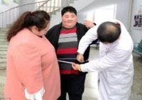 Pats apaļīgākais pāris Ķīnā vēlas notievēt , lai tiktu pie bērna