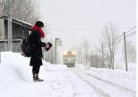 Japānā dzelzceļš darbojas vienas skolnieces dēļ! FOTO