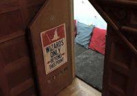 Radoša mamma pieliekamo zem trepēm pārvērta par Harija Potera istabu. FOTO