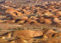 Pārsteidzoša pilsēta Austrālijā kurā cilvēki dzīvo zem zemes FOTO