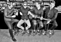''Rock'n'Berries'' laiž klajā pirmo singlu angļu valodā ar nosaukumu ''Footsteps''