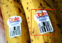 Vai zini ko nozīmē uzlīmes ar ciparu kodiem uz augļiem?