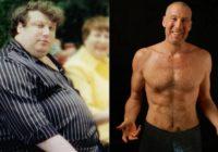 Viņš uzspļāva dietologu ieteikumiem un izdomāja pats savu tievēšanas metodi! FOTO