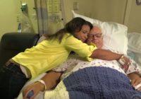 Viņa dienām sēdēja pie mirstošā tēva gultas. Reiz, ieskatījusies viņam acīs, ieraudzīja šo! FOTO/ VIDEO