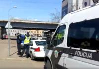 Terora draudi un ārkārtas situācija Rīgas autoostā VIDEO