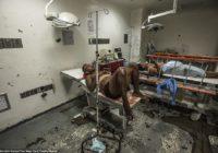 Elle Venecuēlas slimnīcu palātās FOTO