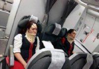 Lidmašīnas turbulences laikā pasažieri gūst nopietnas traumas. FOTO