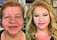 15 pierādījumi tam, ka pēc grimēšanas sievietēm jāmaina bilde pasē! FOTO