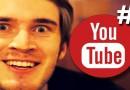 YouTube blogeris PewDiePie gadā nopelna 8 000 000 $