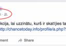 """""""Jauna Facebook funkcija, lai uzzinātu…"""" Kā tikt galā ar jauno vīrusu?"""
