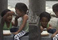Pāris dalījās pārtikā ar bezpajumtnieku bērnu. Tas, ko viņš izdarīja, pārsteidza visus!