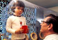 Puisēns no burbuļa: cilvēks, kas dzīvoja polietilēnā. FOTO
