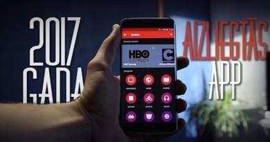 Trīs aplikācijas kas uzlabos Tev dienu VIDEO