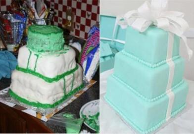 17 kāzu tortes, kas liks raudāt katrai līgavai. FOTO