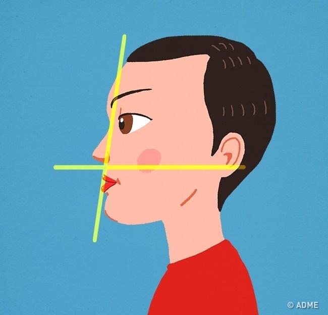 Ko par tavu bērnību var pastāstīt tavs zods