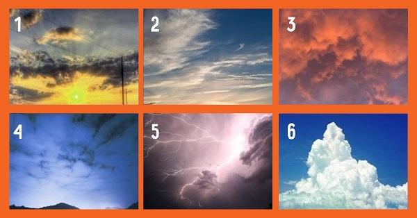 TESTS: Izvēlies debesis un uzzini, ko slēpj tava zemapziņa!