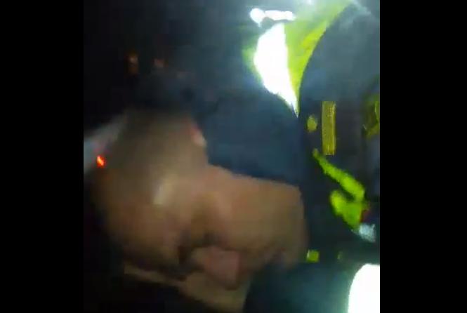 Bez komentāriem: Skaties kādus kadrus izdevies nofilmēt aculieciniekam Aizkrauklē! VIDEO