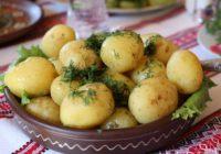 Kartupeļu diēta. Divas receptes, kā šķirties no liekā svara
