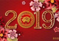 Horoskops 2019. gadam visām Austrumu zodiaka zīmēm. Ko sola Dzeltenā Zemes Cūka?