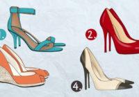 TESTS. Izvēlies kurpes un uzzini, kāda būtu tava ideālā profesija!