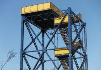 Iespaidīgs skats uz Baltijas jūru: atjaunots Dienvidu mola skatu tornis Ventspilī