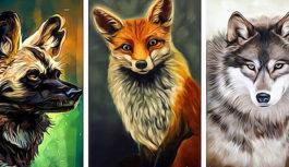 TESTS. Izvēlies spēcīgāko dzīvnieku un uzzini kaut ko jaunu par sevi!