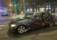 VIDEO: Sestdien Rīgas centrā – nopietnas avārijas