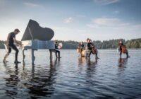Grupa DAGAMBA izlaiž videoklipu singlam Black Swan un aicina uz jaunā albuma prezentāciju