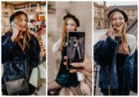 FOTO: Latvijā populārā blogere Evelīna Pārkere bauda pavasari Parīzē