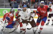 VIDEO: Latvija sagādā skaistu PČ noslēgumu hokeja faniem, pārliecinoši uzvarot norvēģus