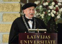 Par Latvijas Universitātes rektoru atkārtoti ievēlē Muižnieku