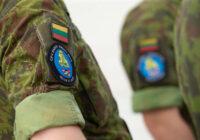 """Militārajās mācībās """"Saber Knight 2019"""" Lietuvā pilnveidos brigādes līmeņa uzdevumu plānošanu"""