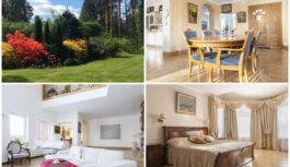 FOTO: Meklē īrnieku Rimšēviča villai Langstiņos, mēnesī prasot 2200 eiro