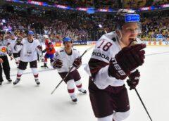 Latvijas hokejistiem vietu NHL draftā šoreiz neparedz