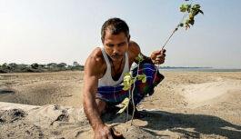 FOTO STĀSTS. Vīrietis kopš 1979. gada tuksnesī stāda kokus. Kā tas izskatās tagad?