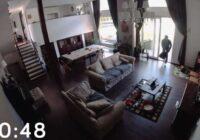 Video eksperiments: cik ātri var ielauzties mājoklī un to apzagt?