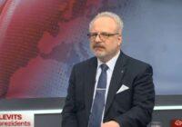 VIDEO: Egils Levits intervijā par nevienlīdzību un sabiedriskajiem medijiem