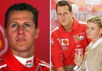 Kā veseļojas Mihaēls Šūmahers: kopā ar kādreizējo kolēģi skatās F1 sacensības