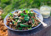 Divas interesantas sēņu receptes piedāvā dietoloģe Neimane