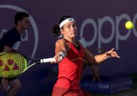 VIDEO: Sevastova noliek Bukarestes WTA turnīra čempiones pilnvaras