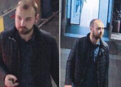 Aizdomās par smagu noziegumu policija meklē foto redzamo vīrieti