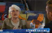 """VIDEO: Viena no pēdējām Džemmas Skulmes intervijām – Kivičam """"Rampas Ugunīs"""""""