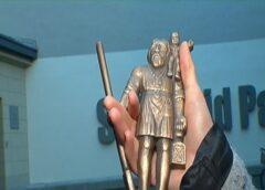 """Pazudusi filmas """"Oļegs"""" operatoram piešķirtā """"Lielā Kristapa"""" statuete"""